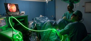 Láser Holep para combatir tumores de próstata