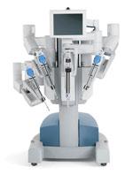 Prostatectomía Robótica con Sistema Da Vinci